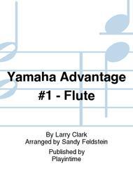Yamaha Advantage Flute Book