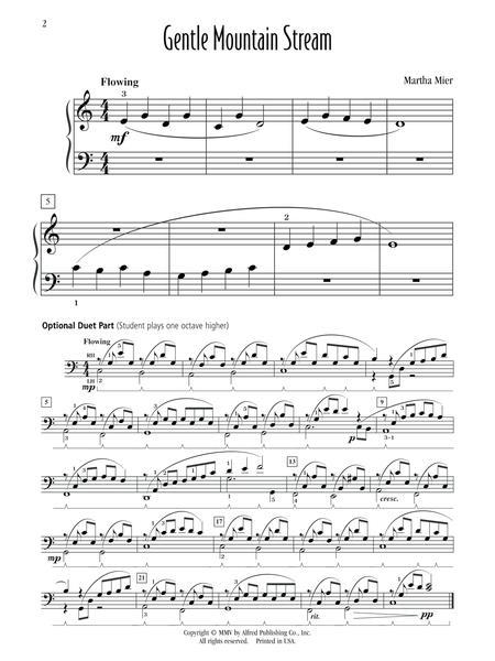 martha mier sheet music pdf