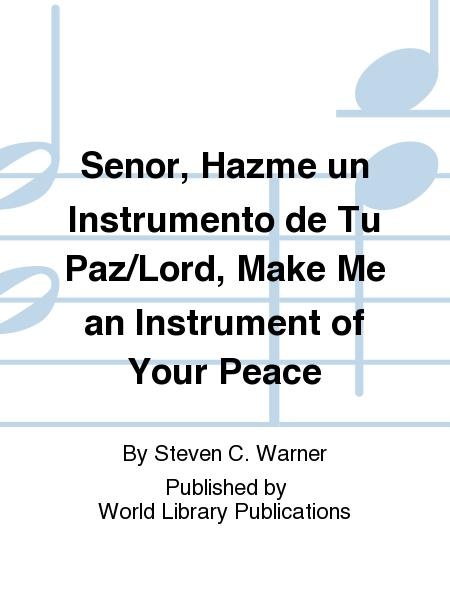 make me an instrument of your peace pdf