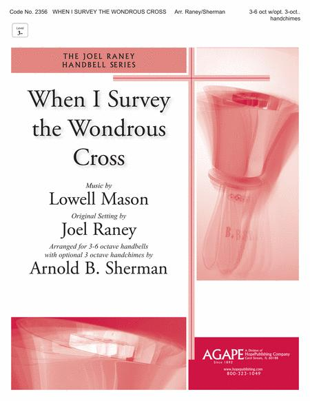 when i survey the wondrous cross rockingham pdf