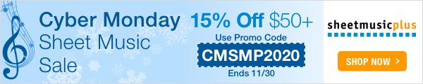 Cyber Monday Sale: Get 15% Off of Orders of $50+ with Code: CMSMP2020 - Ends 11/30/2020