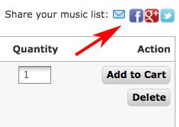 Music List Step 1