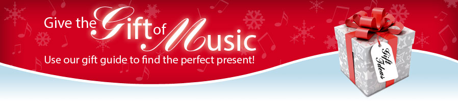 Gifts at Sheet Music Plus