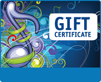 Gifts at Sheet Music Plus