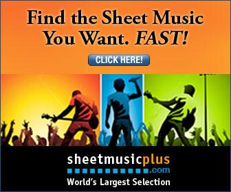 Sheet Music Plus Rock