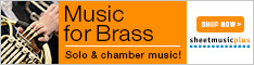 Sheet Music Plus Music for Brass
