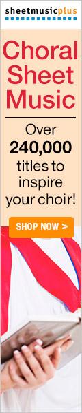 Sheet Music Plus Choral Music
