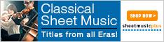 Sheet Music Plus Classical Music