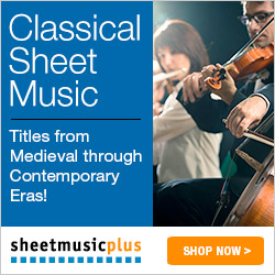 Sheet Music Plus Classical Music