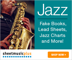 Sheet Music Plus Jazz Music