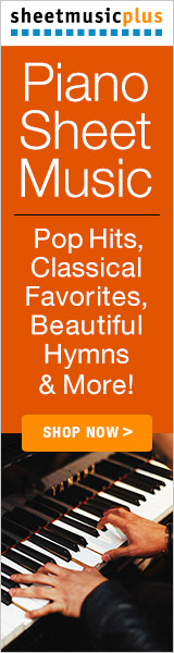 Sheet Music Plus Piano Music