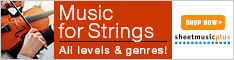 Sheet Music Plus Music for Strings