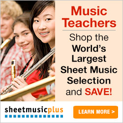 Sheet Music Plus Music Teachers 2