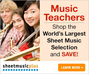 Sheet Music Plus Music Teachers 2