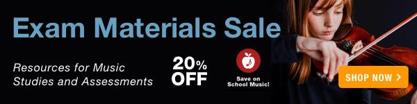 20% off Exam Materials Sale - Shop Now >