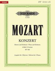 Concerto No. 20 in d minor K466