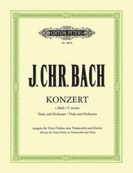 Viola Concerto (Violin and Cello Solos Included)