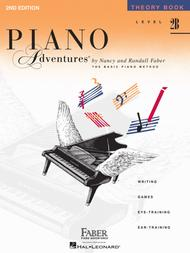 Piano Adventures Theory Book, Level 2B by Nancy Faber sheet music