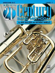 Belwin 21st Century Band Method, Level 1 sheet music