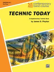Technic Today, Part 3 sheet music