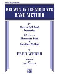 Belwin Intermediate Band Method sheet music