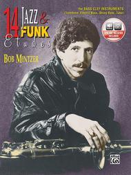 Bob Mintzer  Sheet Music 14 Jazz & Funk Etudes Song Lyrics Guitar Tabs Piano Music Notes Songbook