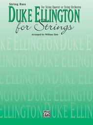 Duke Ellington for Strings sheet music