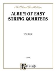 Album of Easy String Quartets, Volume 2