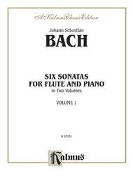 Six Sonatas, Volume 1