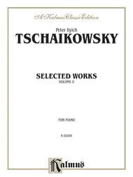 Selected Works, Volume 2 sheet music