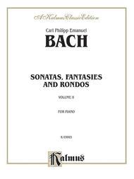 Sonatas, Fantasias and Rondos, Volume 2