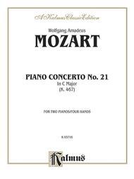 Piano Concerto No. 21 in C, K. 467