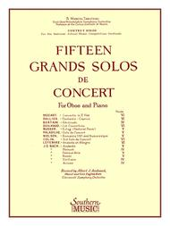 Paul Hindemith  Sheet Music 15 Grands Solos de Concert Song Lyrics Guitar Tabs Piano Music Notes Songbook