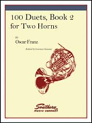Oscar Franz  Sheet Music 100 Duets, Book 2 Song Lyrics Guitar Tabs Piano Music Notes Songbook