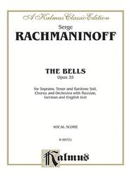 The Bells, Op. 35 for Orchestra