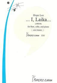 ....I, Laika.... sheet music
