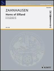 Horns of Elfland sheet music