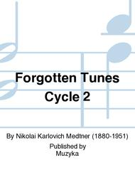 Forgotten Tunes Cycle 2 sheet music