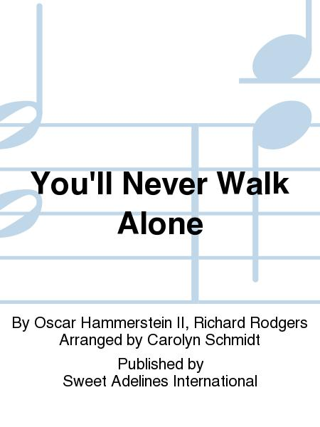Sheet Music You Ll Never Walk Alone Vocal Choral Vocal
