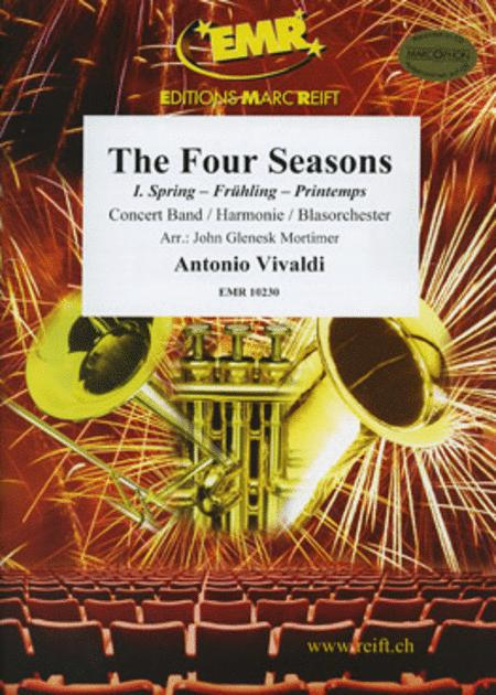 antonio vivaldi the four seasons complete for violin and piano reduction