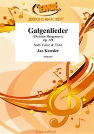 Galgenlieder (Tuba and Soprano or Tenor Voice)