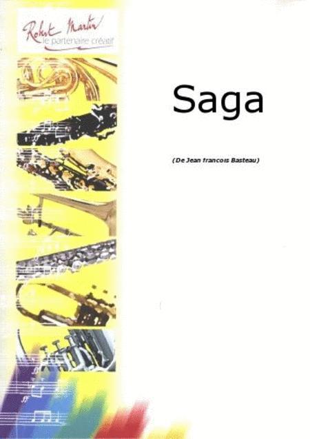 Sheet music  Saga (Saxophone 0d5d01337f06a
