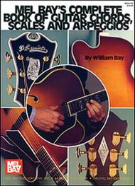 Complete Book of Guitar Chords, Scales, and Arpeggios sheet music