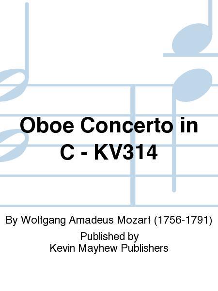 Oboe Concerto in C - KV314