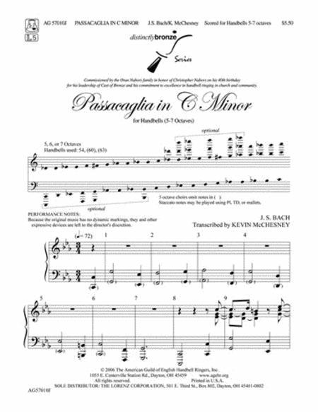 Biber Passacaglia Violin Pdf