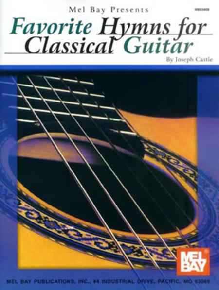 hymns for classical guitar pdf