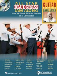 All Star Bluegrass Jam Along For Guitar