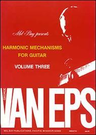George Van Eps Harmonic Mechanisms Guitar, Volume 3 sheet music