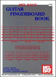 Guitar Fingerboard Book sheet music