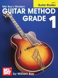 Modern Guitar Method Grade 1: Guitar Studies sheet music